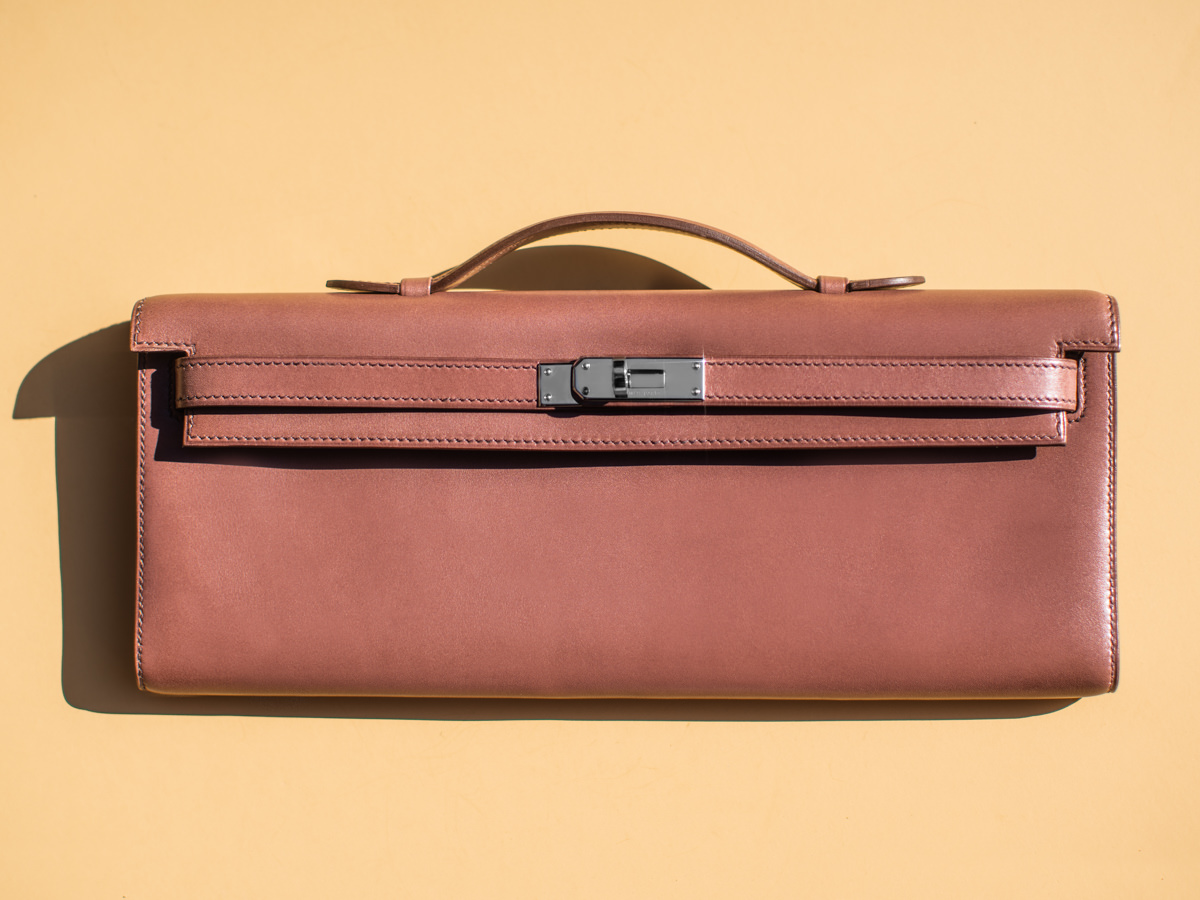 Hermes Kelly Cut Review - Front View