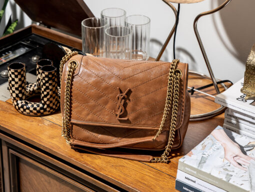 Now That I've Seen This Saint Laurent Niki Bag In Person, I'm Even More In Love