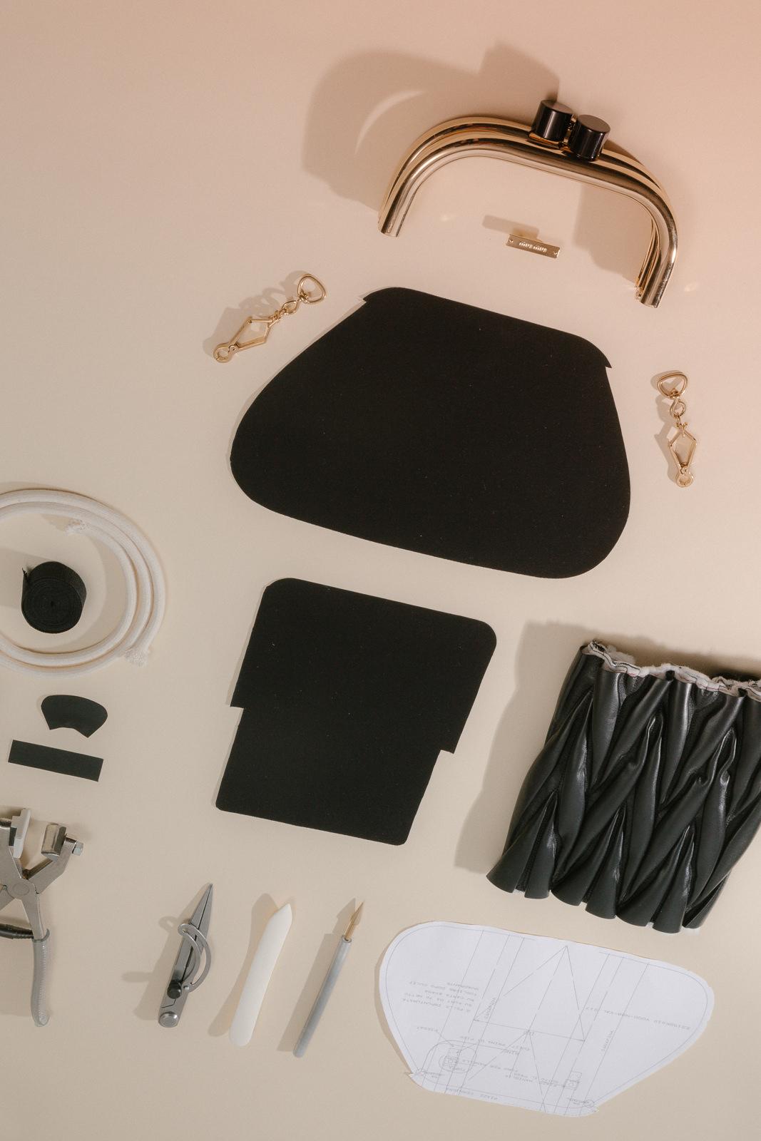 Miu Belle Bag Making Of