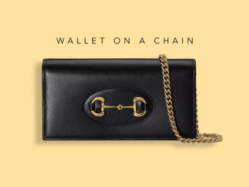 Loving Lately: the Illustrious Wallet On a Chain