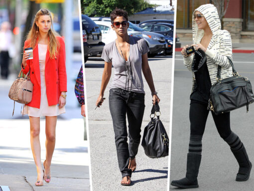 Throwback Thursday: Celebs and Their Rebecca Minkoff Bags