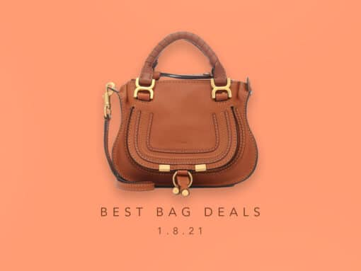 The 15 Best Bag Deals for the Weekend of January 8