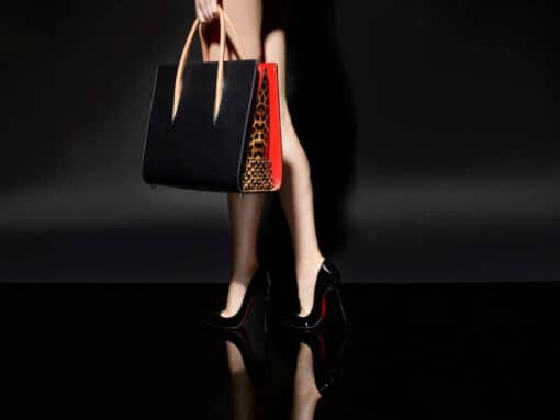 Glamorous and Powerful: the Christian Louboutin Paloma