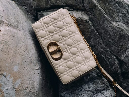 A Look at a New Icon: the Dior Caro Bag