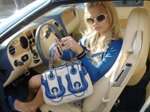 Throwback Thursday: Remembering the Fendi B Bag
