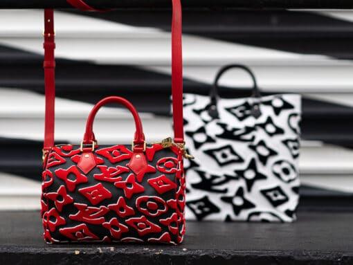 New Year, New Collaboration: Louis Vuitton x Urs Fischer