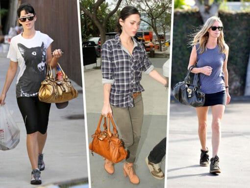 Throwback Thursday: Celebs and Their Chloé Paddington Bags