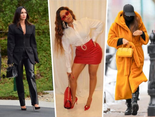 Celebs Wow Us With Mini Bags and More