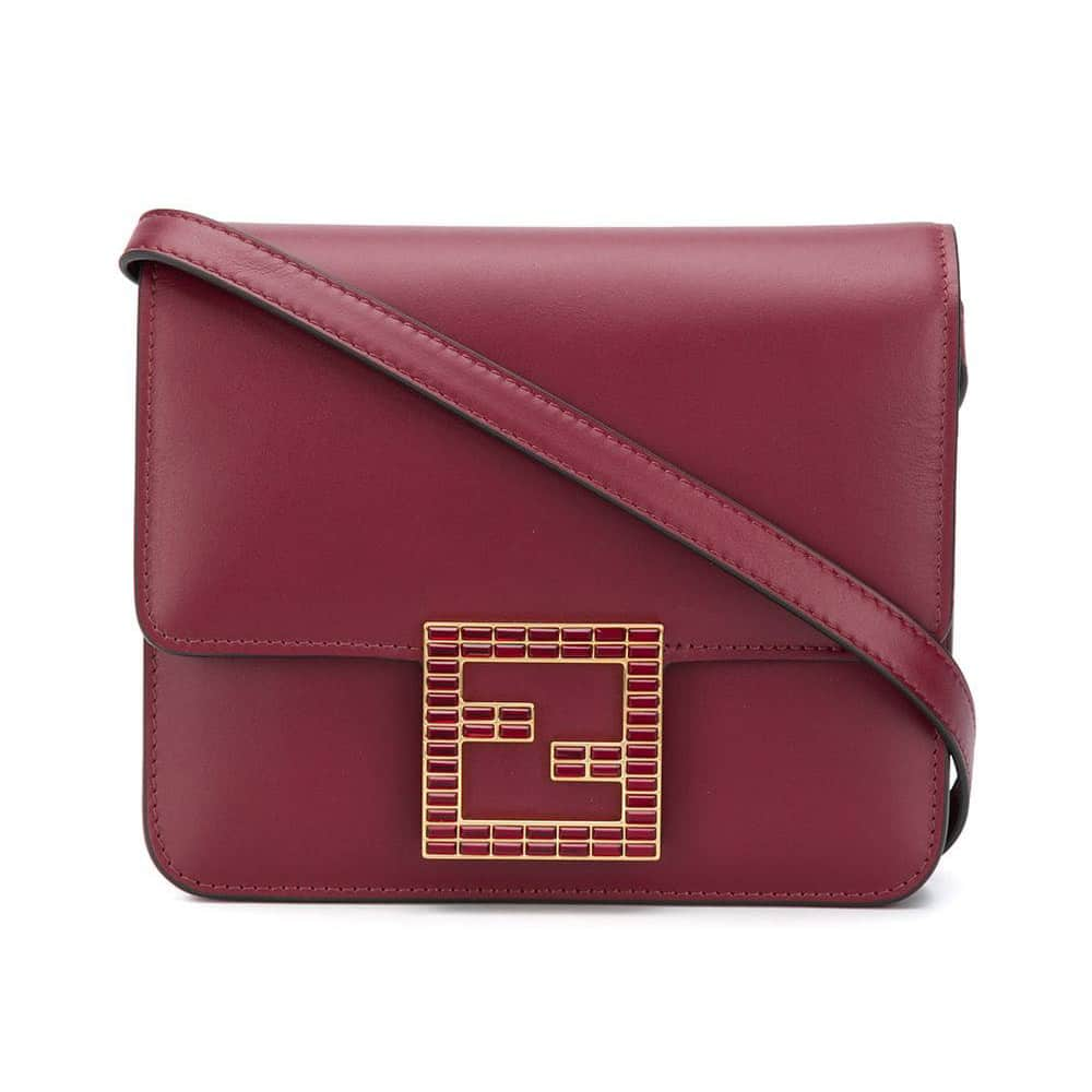 Fendi Crystal Bag
