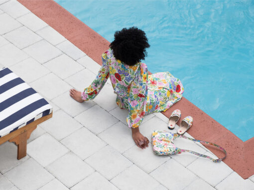 The Vibrant and Floral-Filled Gucci x Ken Scott Collection Is Here