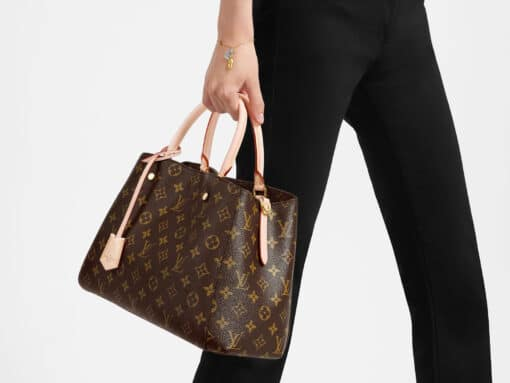 Avenue of Style: Louis Vuitton Montaigne