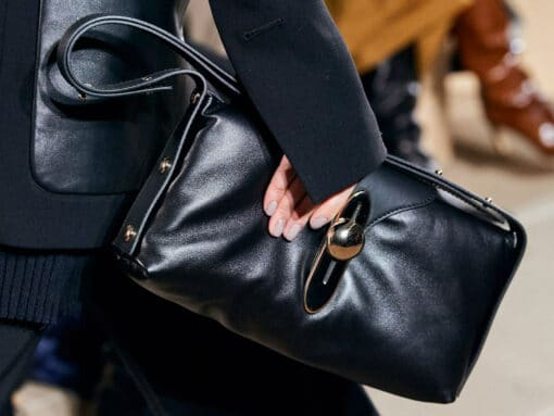 Introducing the Proenza Schouler Padded Latch Bag