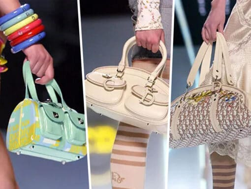 Throwback Thursday: An Ode to Dior's Spring 2005 Bags