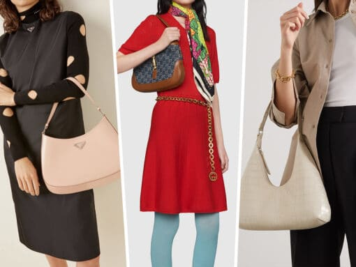 Hobo Shoulder Bags Are Here to Stay This Spring