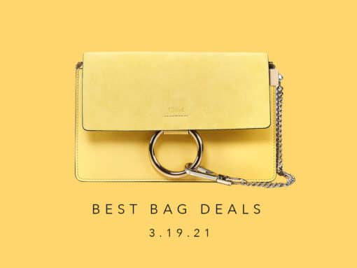 The 15 Best Bag Deals for the Weekend of March 19