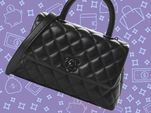 CC 97: The Budgeting Bag Lover Saving for Her First Hermès