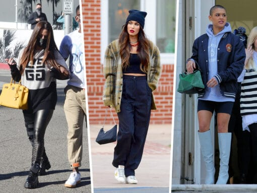 This Week Celebs Mostly Favored Prada and Their Trusty Birkins