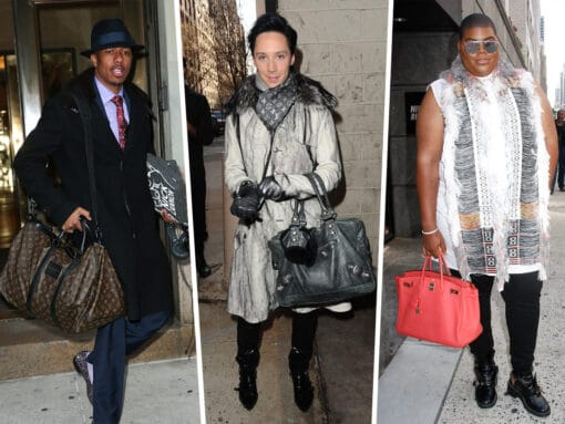 Throwback Thursday: Our Favorite Man Bags of the Past