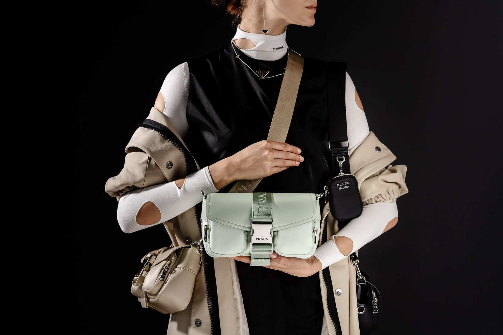 Prada Pocket Bag Preview