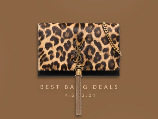The 12 Best Bag Deals for the Weekend of April 23