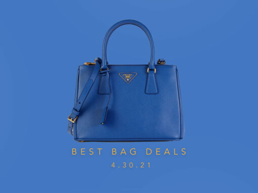 The 12 Best Bag Deals for the Weekend of April 30