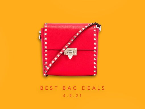 The 13 Best Bag Deals for the Weekend of April 9