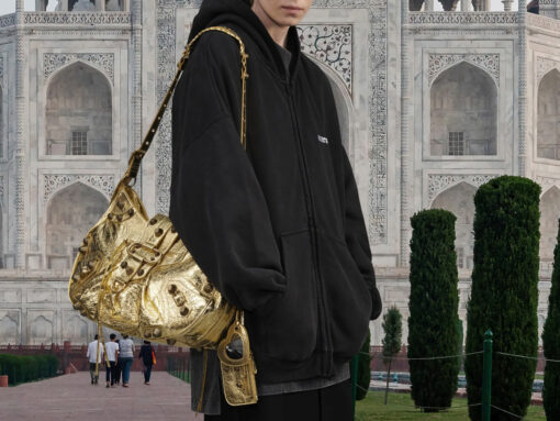 Balenciaga Takes Us on a World Tour With Its Pre-Fall 2021 Lookbook