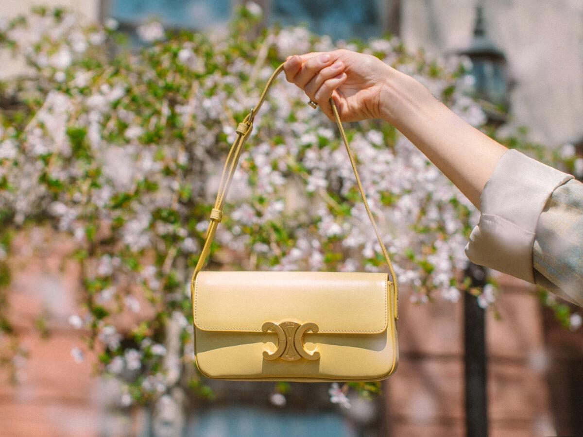 Celine Triomphe Bag Review