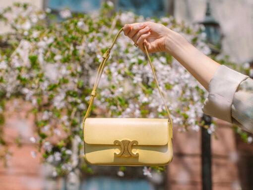 Review: Celine Triomphe Shoulder Bag