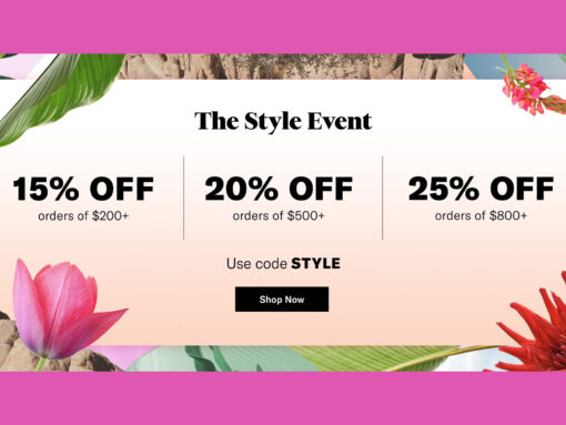 Refresh Your Closet This Spring and Save Big at Shopbop's Spring Sale Event