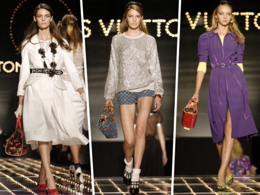 Throwback Thursday: An Ode to Louis Vuitton's Spring 2005 Bags