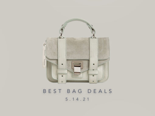 The 12 Best Bag Deals for the Weekend of May 14