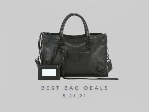 The 12 Best Bag Deals for the Weekend of May 21