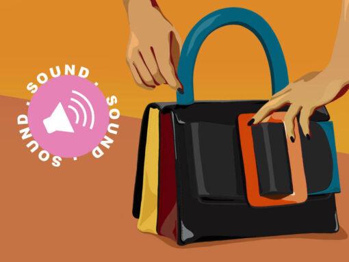 Sit Back and Relax with…..Handbag ASMR?
