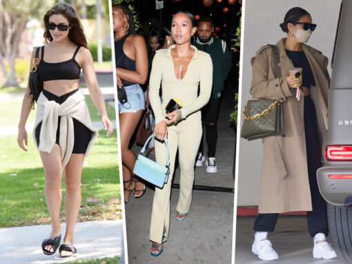 Celebs Wow Us With New and Old Favorites from Dior, Gucci, Louis Vuitton and More