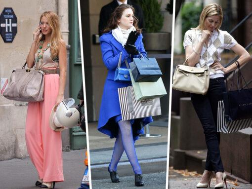 Throwback Thursday: The Best Bags of Gossip Girl
