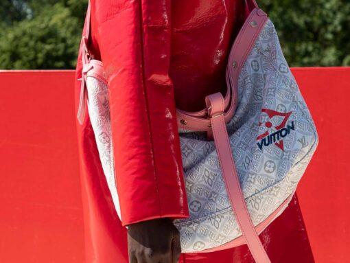 Louis Vuitton Women's Cruise 2022 Shows Optimism and Joyful Colors