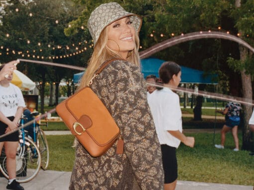 Coach With Friends Fall 2021 JLo