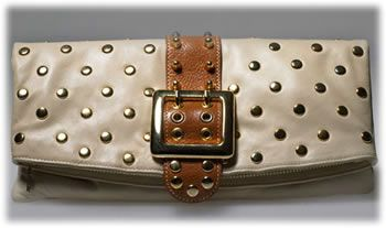 BE&D Studded Clutch