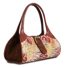 Brahmin Leather Works Sienna Collection Sophie Tote