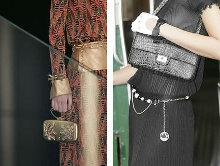 Chanel Handbags Fall 05