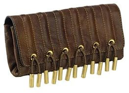 Donna Karan Iconic Flap Clutch