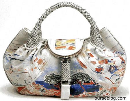 Fendi Spy Bag Matisse Edition