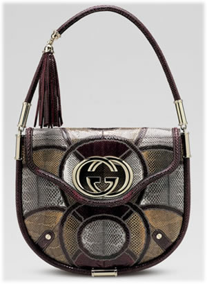 Gucci Britt Medium Shoulder Bag