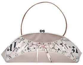 John Galliano Lingerie Handbag