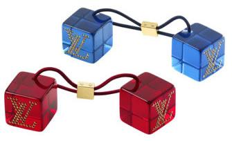 LV Hair Cubes