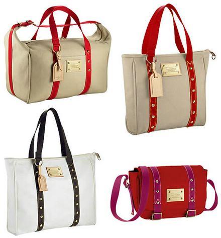 Louis Vuitton Antigua Line