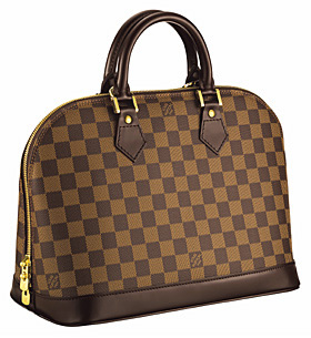Louis Vuitton Damier Alma