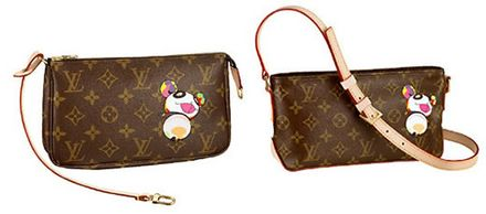 Louis Vuitton Monogram Panda Bags
