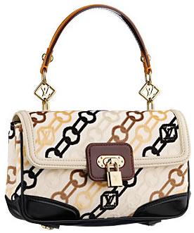 Louis Vuitton Velvet Chain Pochette Rabat